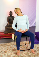 OM Chair Yoga for Pregnancy pdf-3